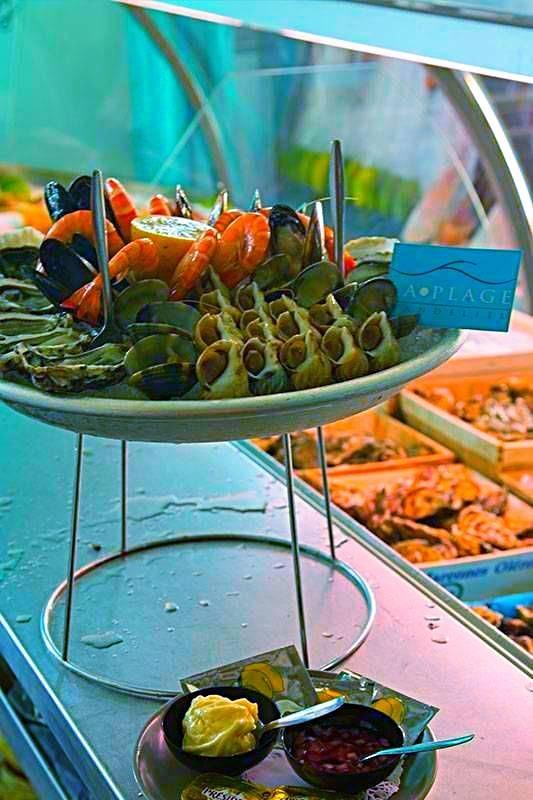 La marée - La Plage - Restaurant Mandelieu La Napoule