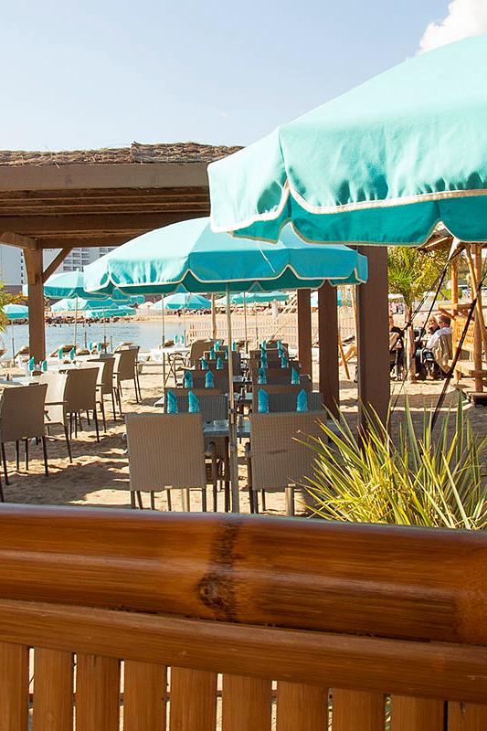 Restaurant - La Plage - Restaurant Mandelieu La Napoule